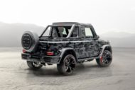 2020 Mansory Mercedes G Klasse Star Trooper Pickup W463A Tuning 2 190x127 2020 Mansory Mercedes G Klasse als Star Trooper Pickup