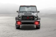 2020 Mansory Mercedes G Klasse Star Trooper Pickup W463A Tuning 3 190x127 2020 Mansory Mercedes G Klasse als Star Trooper Pickup