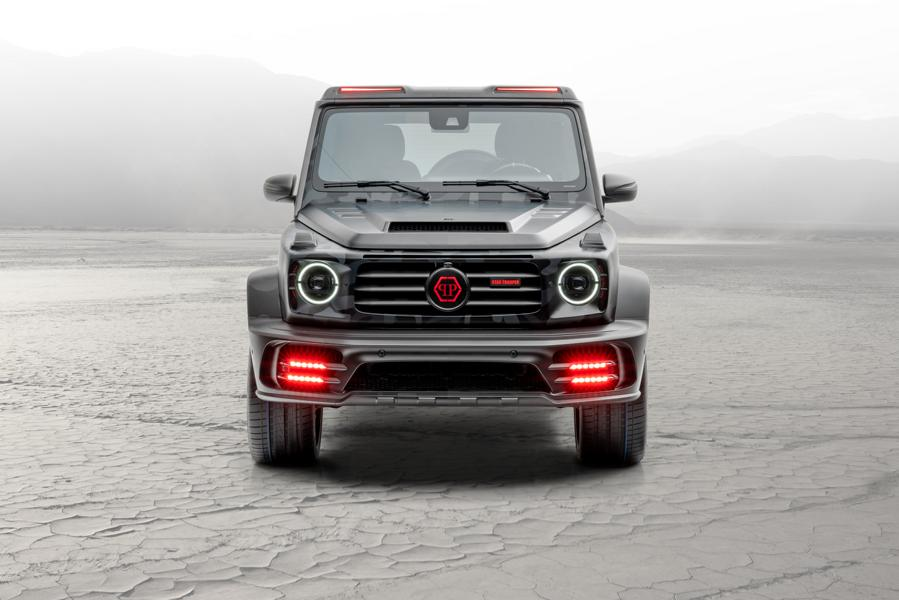 2020 Mansory Mercedes G Klasse Star Trooper Pickup W463A Tuning 3 2020 Mansory Mercedes G Klasse als Star Trooper Pickup