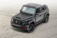 2020 Mansory Mercedes G Klasse Star Trooper Pickup W463A Tuning 6 190x127 2020 Mansory Mercedes G Klasse als Star Trooper Pickup