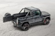 2020 Mansory Mercedes G Klasse Star Trooper Pickup W463A Tuning 7 190x127 2020 Mansory Mercedes G Klasse als Star Trooper Pickup