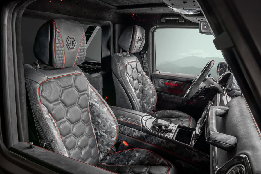 2020 Mansory Mercedes G Klasse Star Trooper Pickup W463A Tuning 9 2020 Mansory Mercedes G Klasse als Star Trooper Pickup