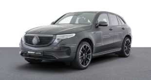 2020 Mercedes EQC 400 4MATIC Tuning Brabus 4 310x165 2020 Mercedes EQC 400 4MATIC from the tuner Brabus!