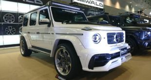 2020 Wald International Mercedes AMG G63 W463A W464 Widebody Header 310x165 Toyota Century mit Bodykit vom Tuner Wald International
