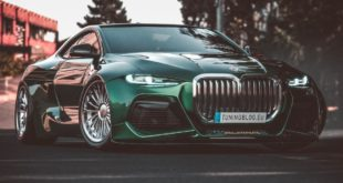 2021 Alpina B4 S Biturbo G22 Widebody Tuning 5 e1583487298352 310x165 650 PS VW T1 Bulli mit W12 Triebwerk und Widebody Kit!