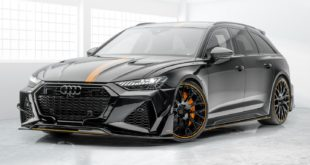 Audi RS6 C8 Avant Bodykit Tuning Mansory 2020 Header 310x165 710 PS Bentley Flying Spur W12 vom Tuner Mansory!