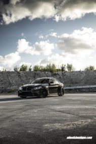BMW F87 M2 Coupe HRE Classic 300 Tuning 11 190x285 BMW F87 M2 Coupe auf HRE Classic 300 Schmiedefelgen!