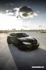 BMW F87 M2 Coupe HRE Classic 300 Tuning 6 190x285 BMW F87 M2 Coupe auf HRE Classic 300 Schmiedefelgen!