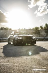 BMW F87 M2 Coupe HRE Classic 300 Tuning 8 190x285 BMW F87 M2 Coupe auf HRE Classic 300 Schmiedefelgen!