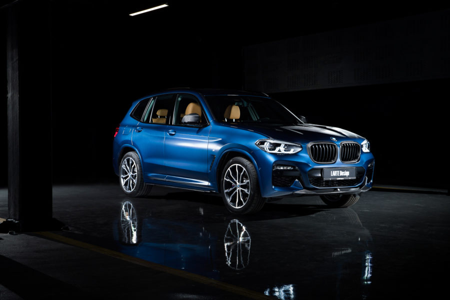 BMW X3 G01 Bodykit Carbon Larte Design Tuning 2 e1585229232228 BMW X3, X4 und X5 jetzt mit Larte Design Tuning Parts!