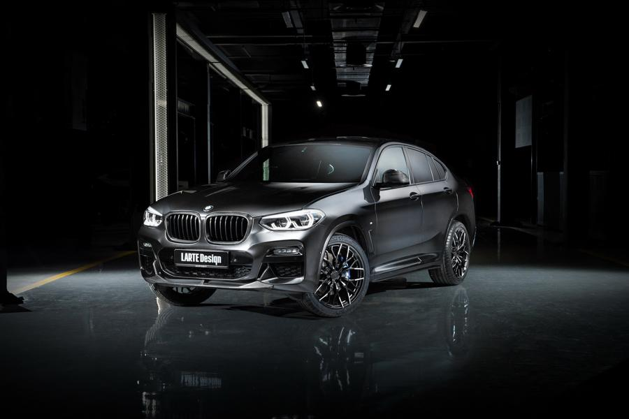 BMW X4 G02 Bodykit Carbon Larte Design Tuning 1 BMW X3, X4 und X5 jetzt mit Larte Design Tuning Parts!