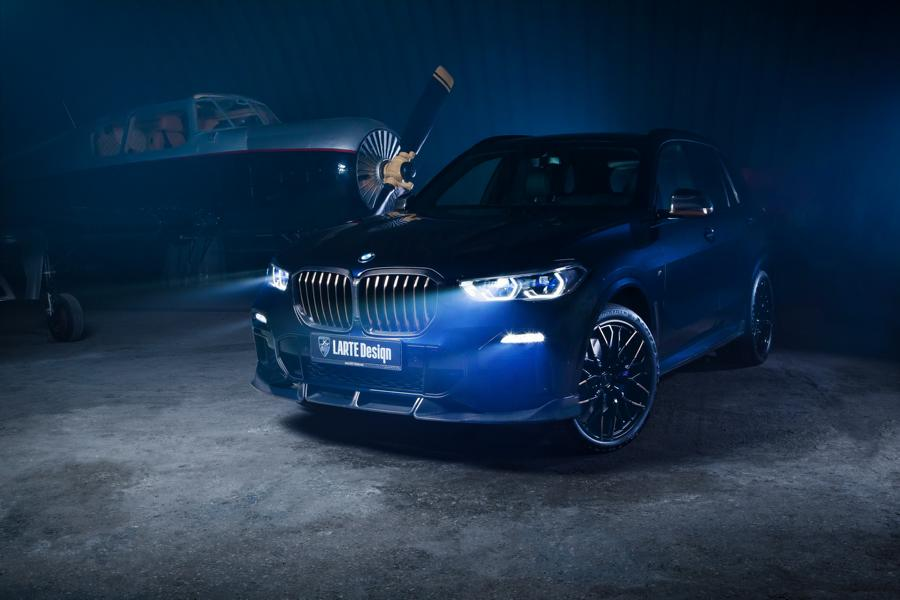 BMW X5 G05 Larte Design Tuning Carbon Bodykit 9 BMW X3, X4 und X5 jetzt mit Larte Design Tuning Parts!