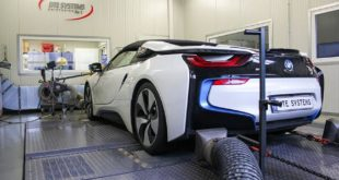 BMW i8 Coup% C3% A9 I15 DTE Chiptuning 5 310x165 DTE Systems Chiptuning on the small VW T Cross 1.0 TSI!