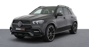BRABUS Mercedes Benz GLE Klasse V167 Tuning 4 310x165 Power Zwerg! 2020 BRABUS Ultimate E Facelift Smart!