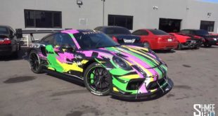 Bonkers Porsche 911 GT3 BiTurbo mit 950 PS 310x165 Video: Bonkers Porsche 911 GT3 BiTurbo mit +950 PS