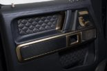 Brabus 800 Black Gold Edition G63 Merceds Benz W463A 13 155x103 Brabus 800 Black & Gold Edition G63 Merceds Benz AMG