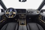 Brabus 800 Black Gold Edition G63 Merceds Benz W463A 16 155x103 Brabus 800 Black & Gold Edition G63 Merceds Benz AMG