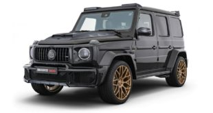 Brabus 800 Black Gold Edition G63 Merceds Benz W463A 3 310x165 Brabus Mercedes GLS Klasse (X 167) mit 370 PS & 750 NM