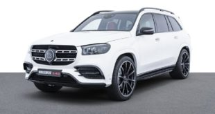 Brabus Mercedes GLS Klasse X 167 Tuning 2020 4 310x165 Power Zwerg! 2020 BRABUS Ultimate E Facelift Smart!