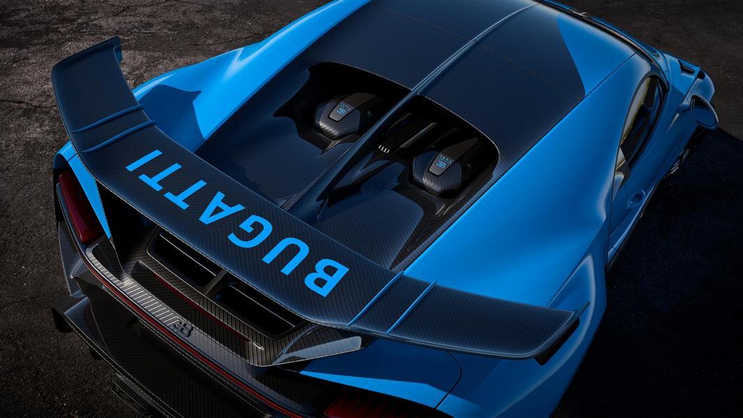 Bugatti Chiron Pur Sport Tuning 2020 2 Verkauft der Volkswagen Konzern Bugatti an Rimac?