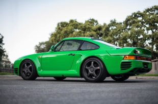 Canepa Porsche 959 Reimagined SC Restomod Tuning 16 310x205 Canepa Porsche 959 as Reimagined SC with 800 PS & 881 NM!