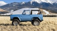 Elektro Ford Bronco Restomod Tuning Gateway Bronco 1 190x105 Vollelektrisch: Ford Bronco Restomod von Gateway Bronco!
