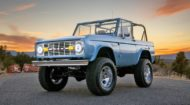 Elektro Ford Bronco Restomod Tuning Gateway Bronco 7 190x105 Vollelektrisch: Ford Bronco Restomod von Gateway Bronco!