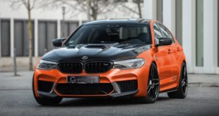 G5M HURRICANE RS BMW M5 F90 Header 310x165 G5M HURRICANE RS BMW M5 F90 mit 840 PS & 1.050 NM!