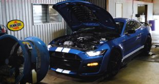 Hennessey GT500 Venom 1000 Shelby Ford Mustang Tuning 1 310x165 Video: Hennessey GT500 Venom 1000   Shelby Mustang!
