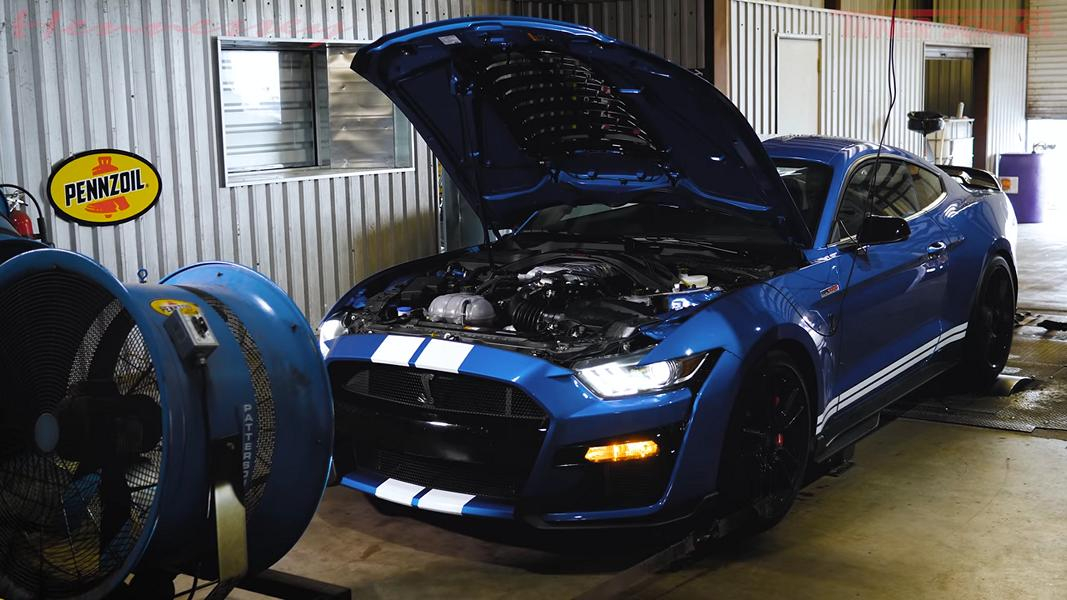 Hennessey GT500 Venom 1000 Shelby Ford Mustang Tuning 1 Video: Hennessey GT500 Venom 1000   Shelby Mustang!