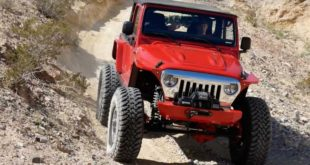 Jeep Wrangler Offroad Conversion Tuning2 310x165 Video: powerful Jeep Wrangler Offroad Conversion in use!