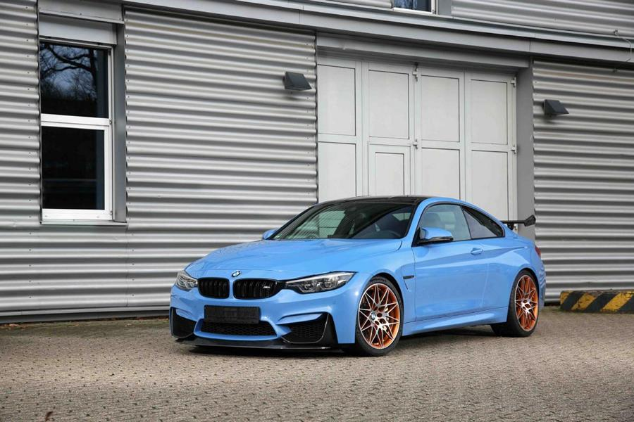 Mantec Racing BMW M4 F82 V8 BiTurbo Tuning 1 +900 PS? Mantec Racing BMW M4 (F82) mit V8 BiTurbo!