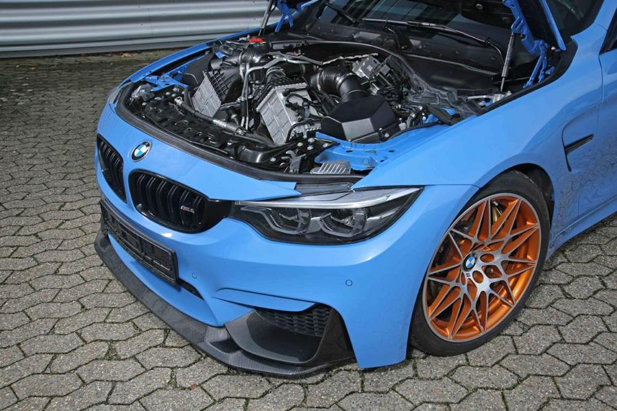 Mantec Racing BMW M4 F82 V8 BiTurbo Tuning 5 +900 PS? Mantec Racing BMW M4 (F82) mit V8 BiTurbo!