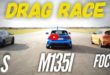 Mercedes AMG A45 S BMW M135i Ford Focus ST 110x75 Video: Mercedes AMG A45 S, BMW M135i & Ford Focus ST