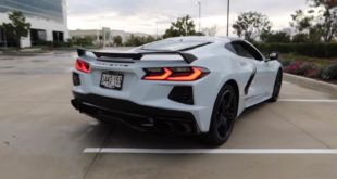 NEW EXHAUST FOR THE C8 CORVETTE 11 29 screenshot 310x165 Video: MagnaFlow sports exhaust system on the Corvette C8!
