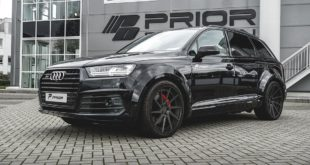 PDQ7XS Widebody Kit Prior Design Audi Q7 4M Tuning Header 310x165 Prior Design Audi RSQ3 mit PD RS400 Widebody Kit & 22 Zöllern