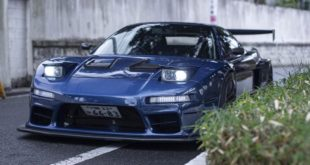 Racing Honda NSX NA1 Widebody 350 PS Header 310x165 Honda Civic Limousine mit Yofer F450 Bodykit und kuriosem Innenraum.