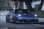Racing Honda NSX NA1 Widebody 350 PS Tuning 14 155x103 1250 kg   Racing Honda NSX (NA1) Widebody mit 350 PS