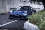 Racing Honda NSX NA1 Widebody 350 PS Tuning 15 155x103 1250 kg   Racing Honda NSX (NA1) Widebody mit 350 PS