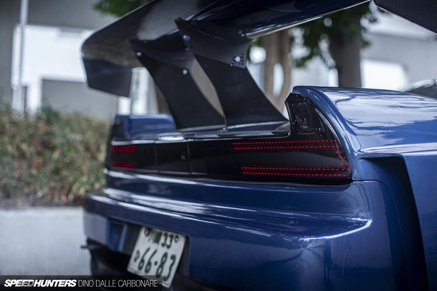 Racing Honda NSX NA1 Widebody 350 PS Tuning 17 1250 kg   Racing Honda NSX (NA1) Widebody mit 350 PS