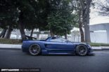 Racing Honda NSX NA1 Widebody 350 PS Tuning 21 155x103 1250 kg   Racing Honda NSX (NA1) Widebody mit 350 PS