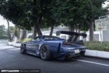 Racing Honda NSX NA1 Widebody 350 PS Tuning 22 155x103 1250 kg   Racing Honda NSX (NA1) Widebody mit 350 PS