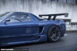 Racing Honda NSX NA1 Widebody 350 PS Tuning 7 155x103 1250 kg   Racing Honda NSX (NA1) Widebody mit 350 PS