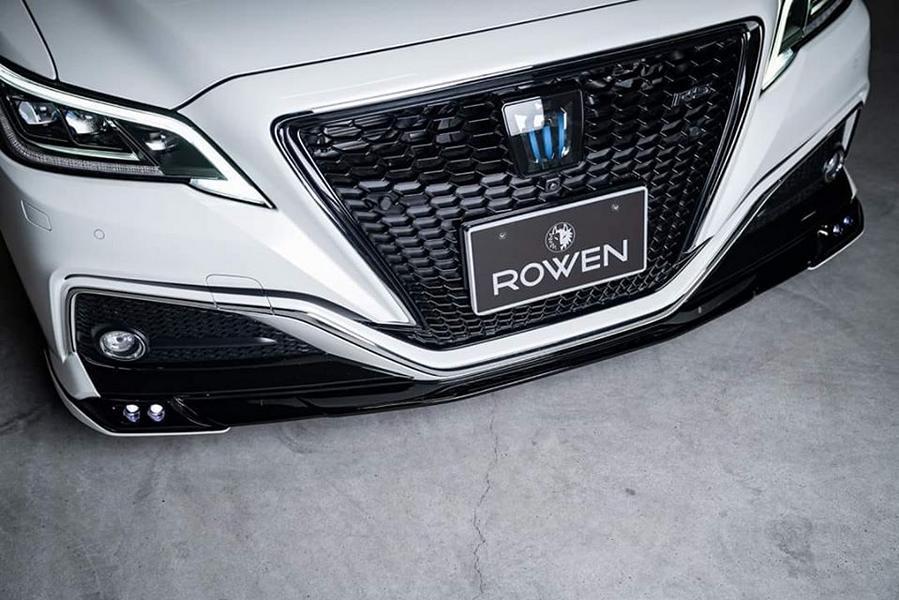 Rowen International Toyota Crown Limousine Bodykit Tuning 1 Elegant   Rowen International Toyota Crown Limousine