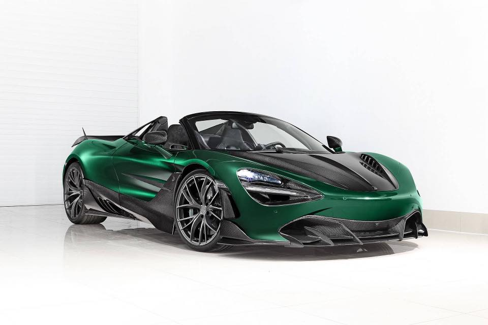 TopCar Fury Carbon Bodykit McLaren 720S Sportler 19 TopCar Fury Carbon Bodykit am McLaren 720S Sportler!