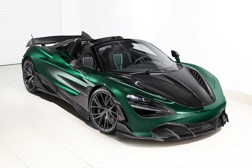 TopCar Fury Carbon Bodykit McLaren 720S Sportler 21 TopCar Fury Carbon Bodykit am McLaren 720S Sportler!