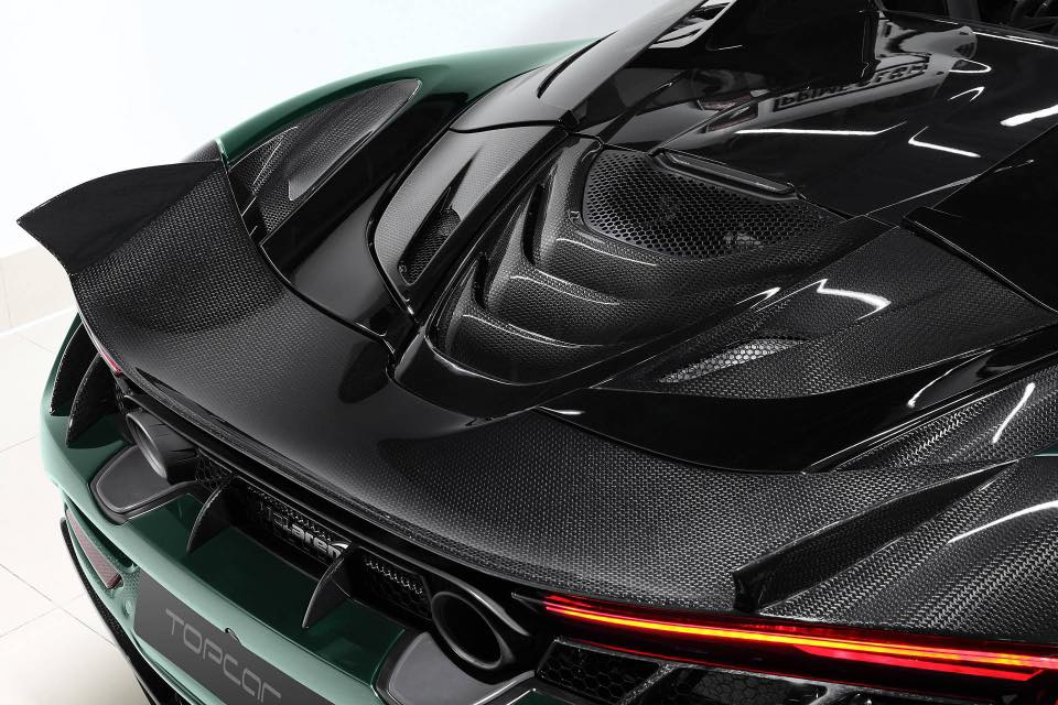 TopCar Fury Carbon Bodykit McLaren 720S Sportler 3 TopCar Fury Carbon Bodykit am McLaren 720S Sportler!