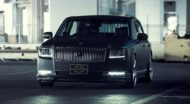 Toyota Century Bodykit Tuning Wald International 1 1 190x104 Toyota Century mit Bodykit vom Tuner Wald International