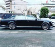 Toyota Century Bodykit Tuning Wald International 11 190x165 Toyota Century mit Bodykit vom Tuner Wald International