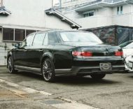 Toyota Century Bodykit Tuning Wald International 15 190x156 Toyota Century mit Bodykit vom Tuner Wald International